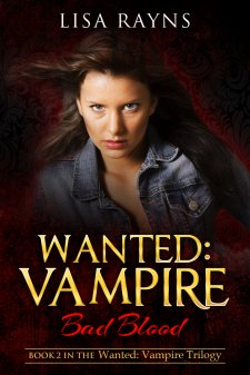 Wanted Vampire Book 2