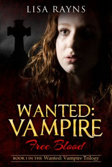 Wanted Vampire Book 1