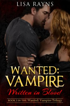 Wanted Vampire Book 3